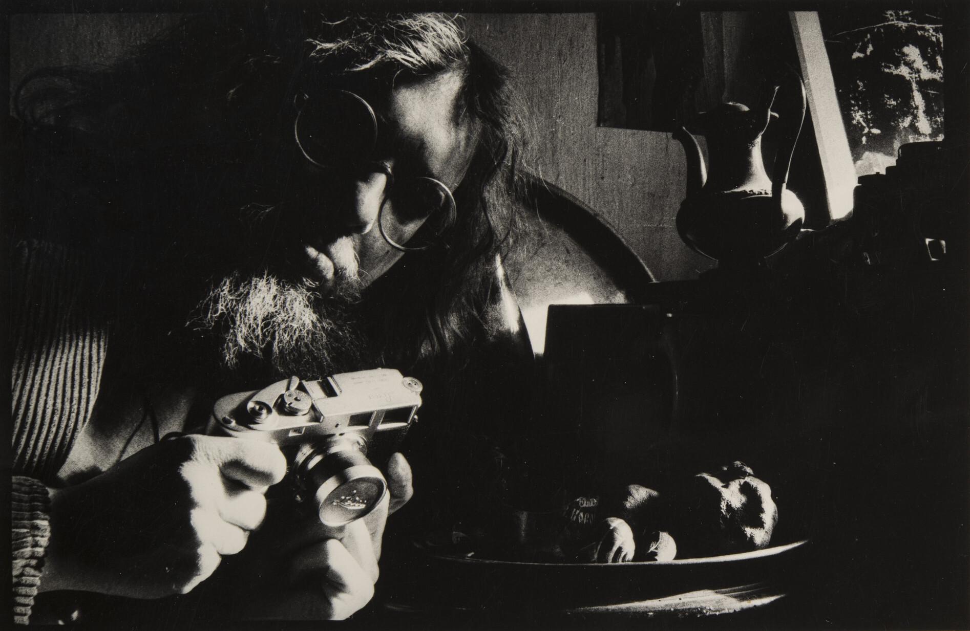 Борис Смелов.    Автопортрет   1985–1986