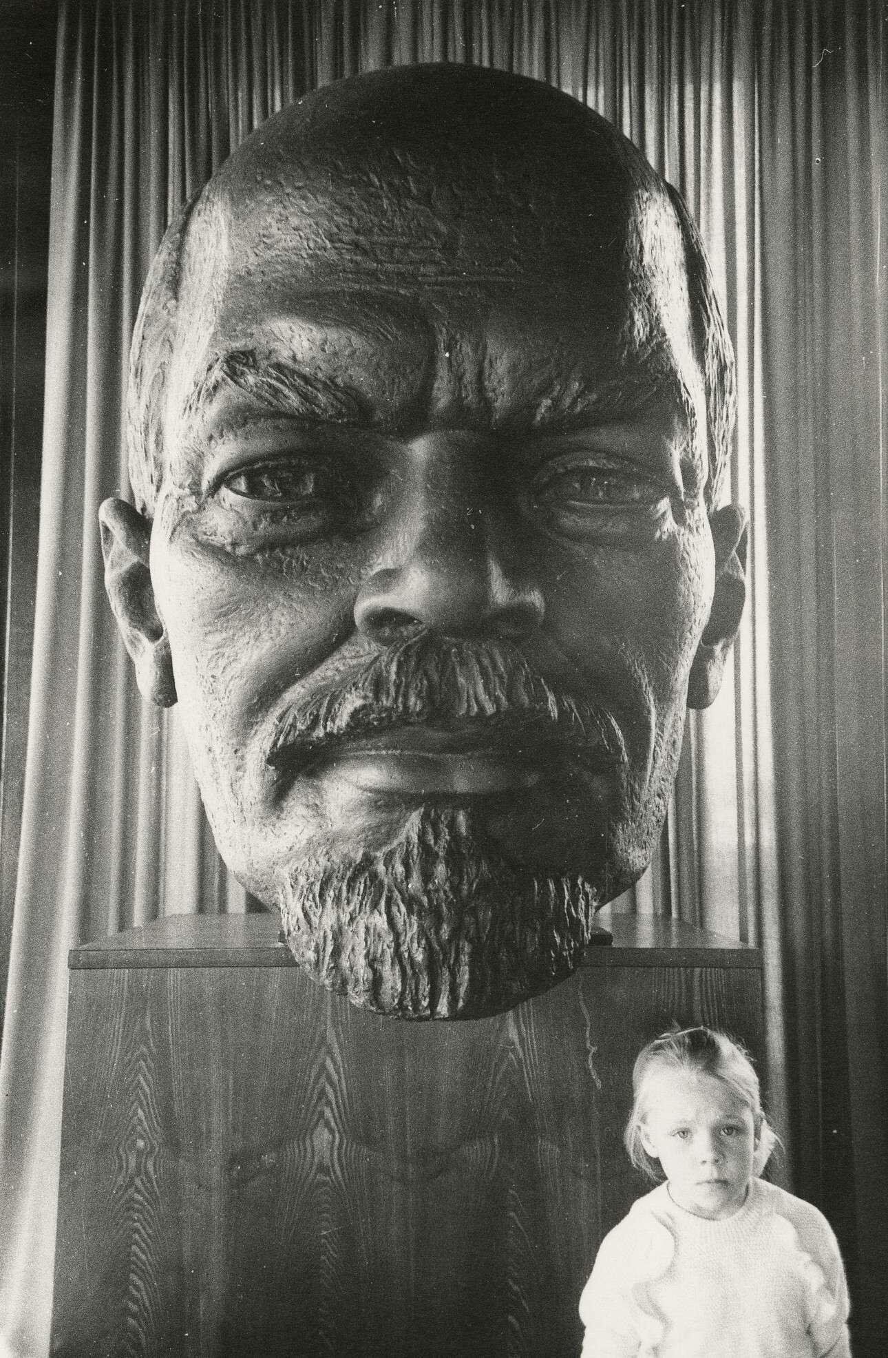 Сергей Королев.    Без названия   Ленинград, 1988
