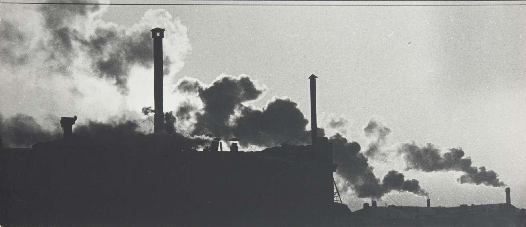 Борис Михалевкин.    Пейзаж   1965