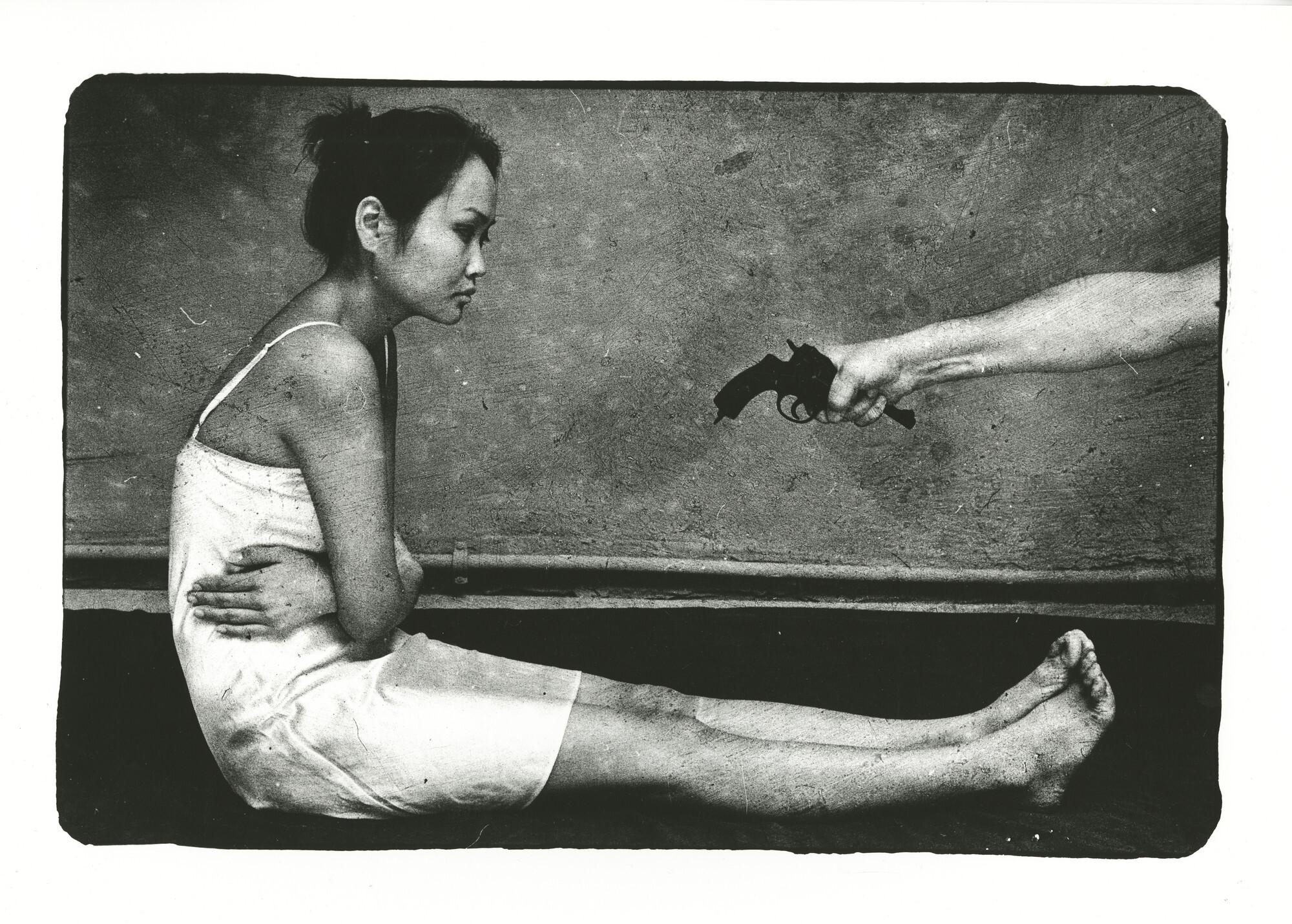 Дмитрий Провоторов.    Из серии«The end»     2011