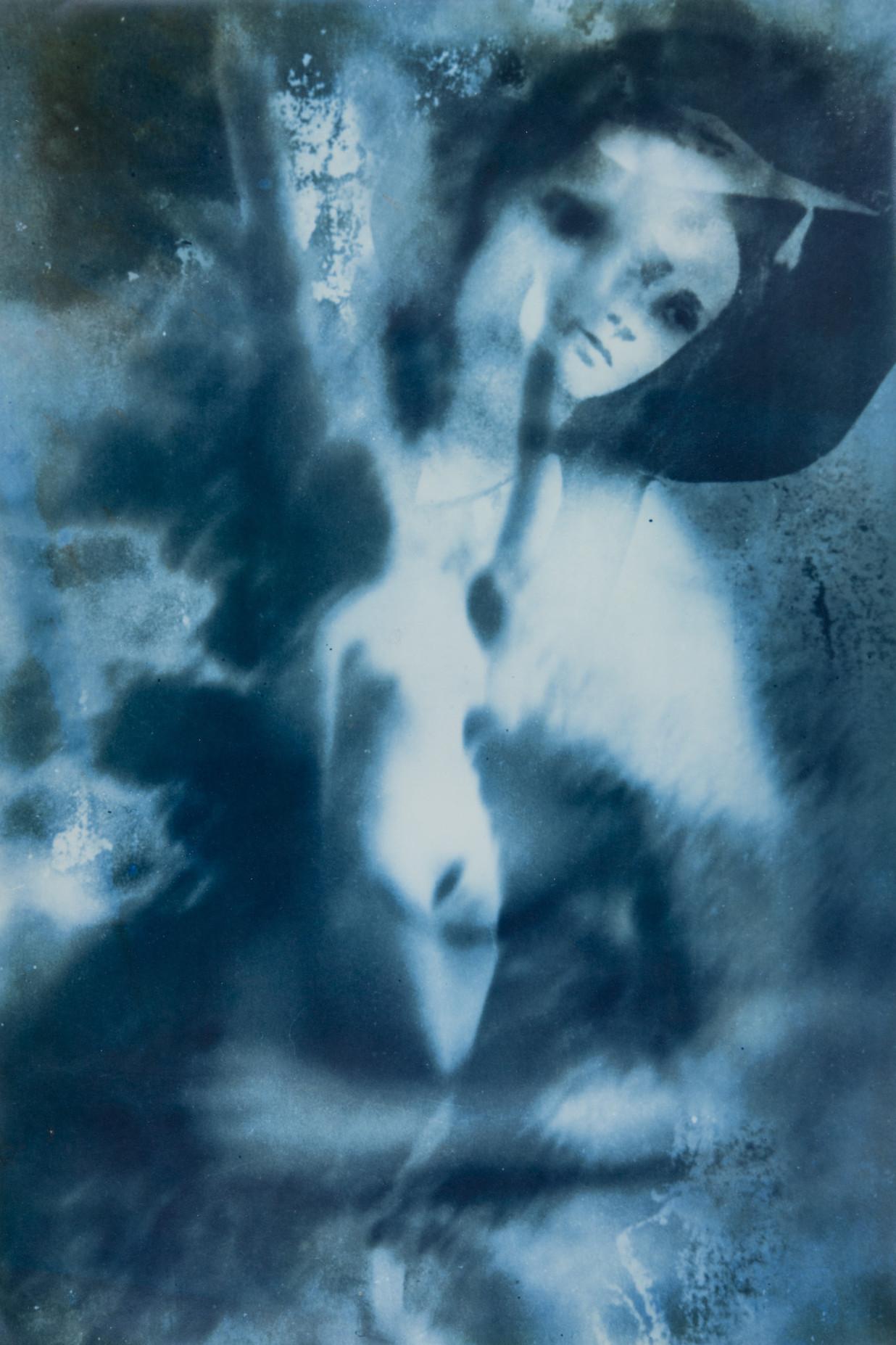 С. А. Фалин.  Из цикла «Соединение» 1992
