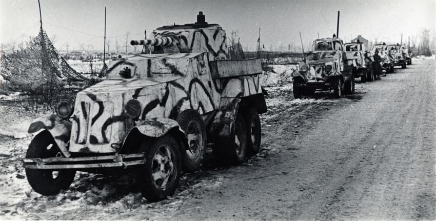 Б. П. Кудояров.    Снятие блокады   1944