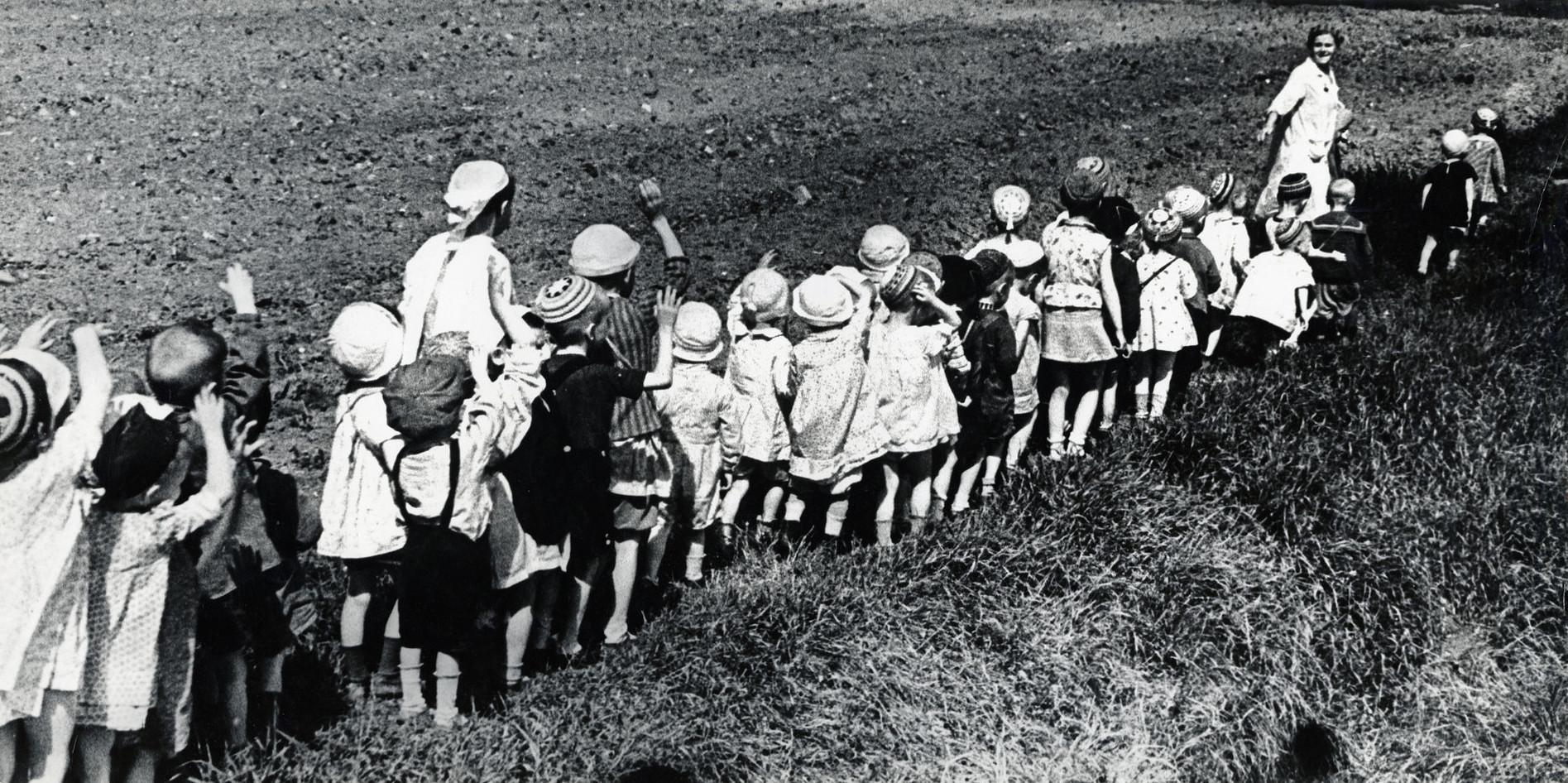 Б. П. Кудояров.    Блокадный детский сад   1941–1942