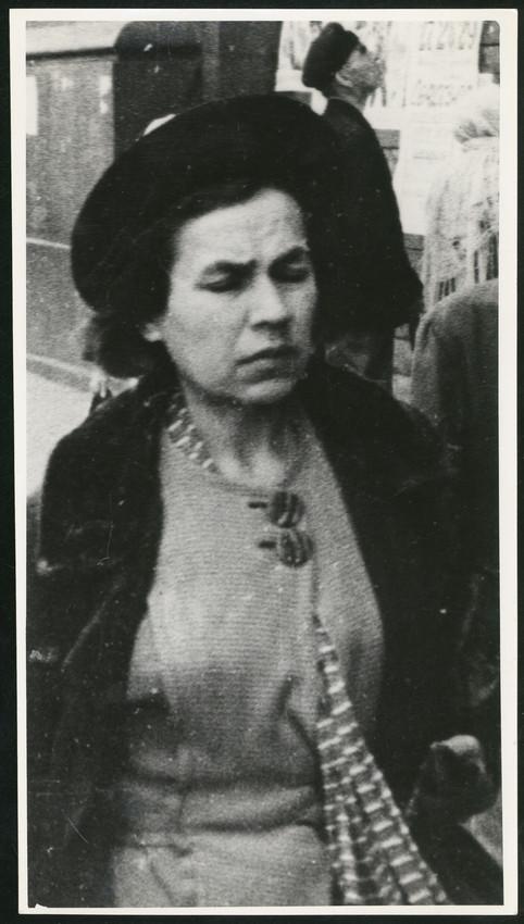 Б. П. Кудояров.    Невский, тяжелые дни блокады   Весна1942