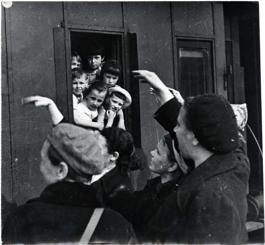 Б. П. Кудояров.    Эвакуация   1941