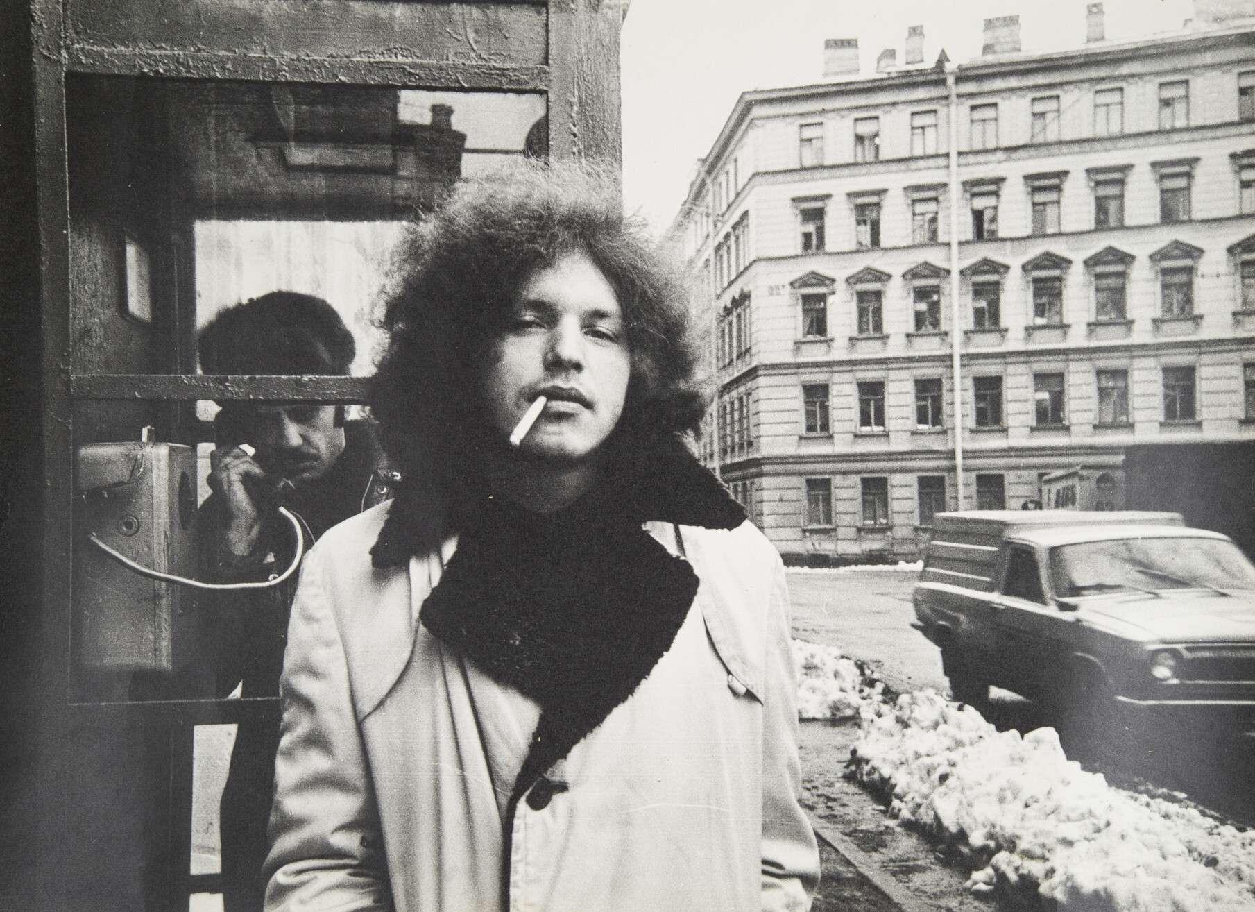Сергей Королев.    Без названия   Ленинград, конец 1980-х