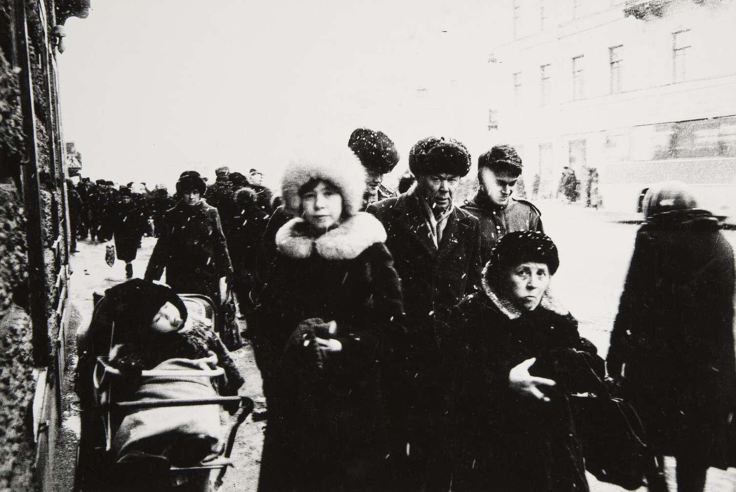 Сергей Королев.    Без названия   Ленинград, 1985