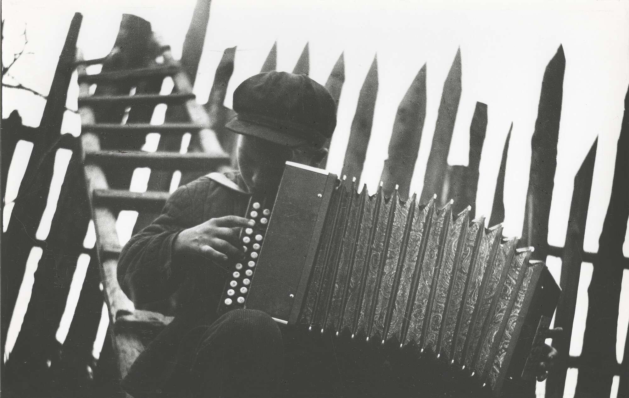 Борис Михалевкин.    Подмосковные вечера   1967
