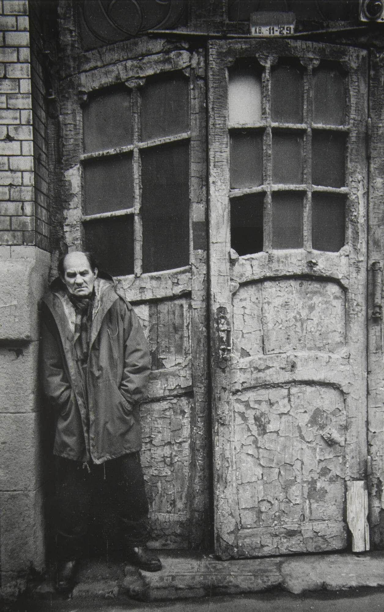 Борис Михалевкин.    Юрий Рыбчинский – фотограф   1991