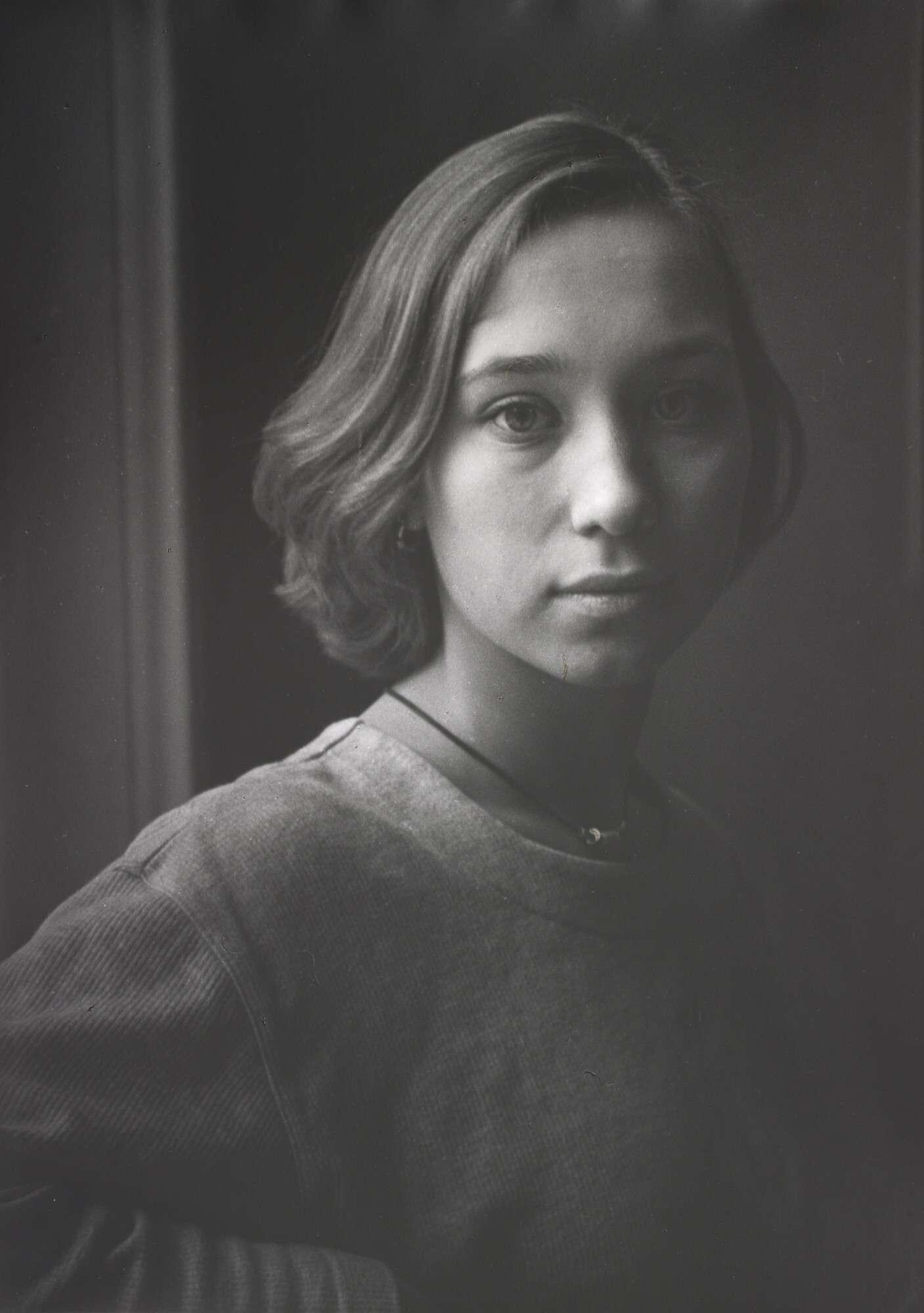 Борис Михалевкин.    Надежда Анфалова – художник   2001