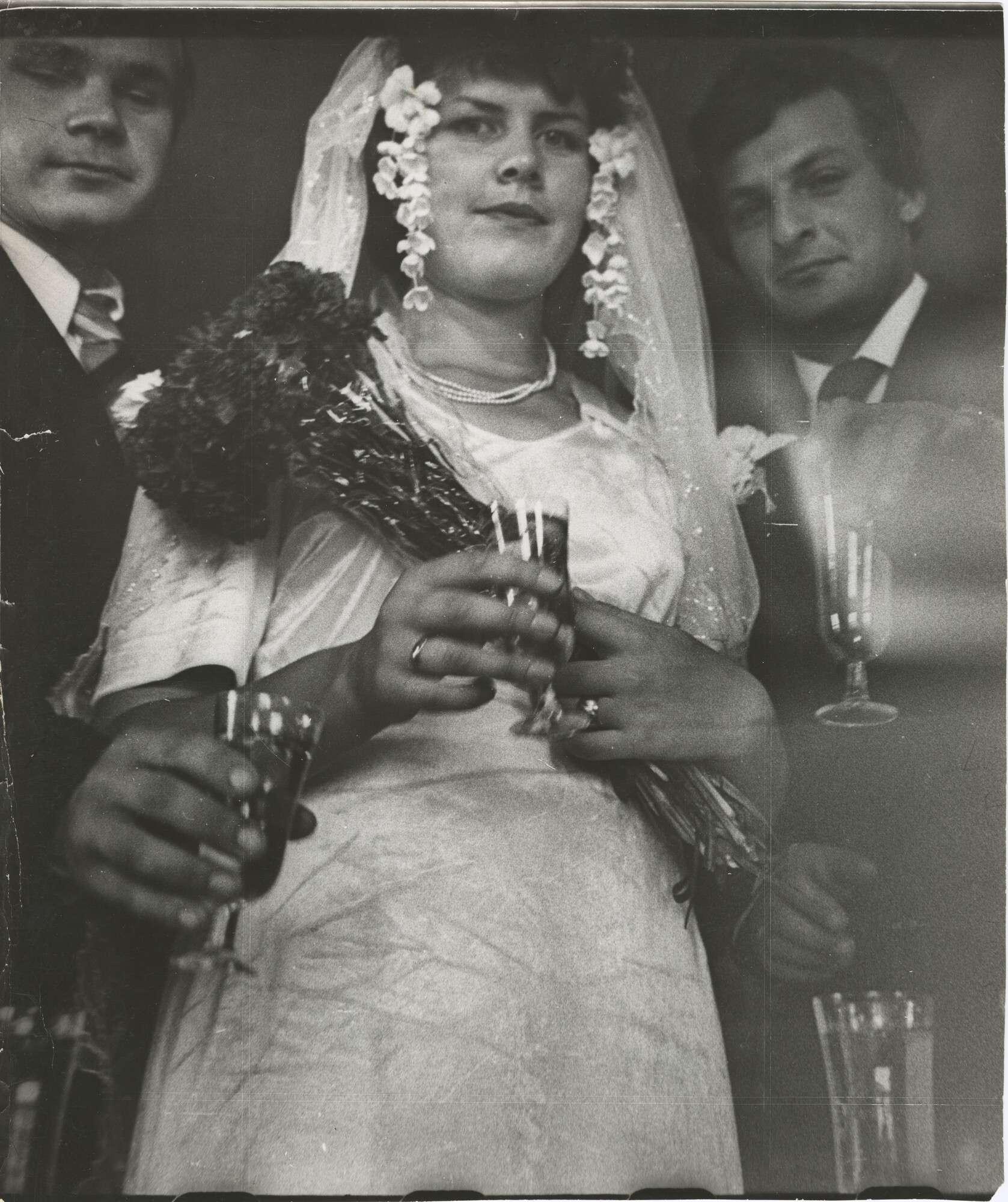 Борис Михалевкин.    Свадьба   1978