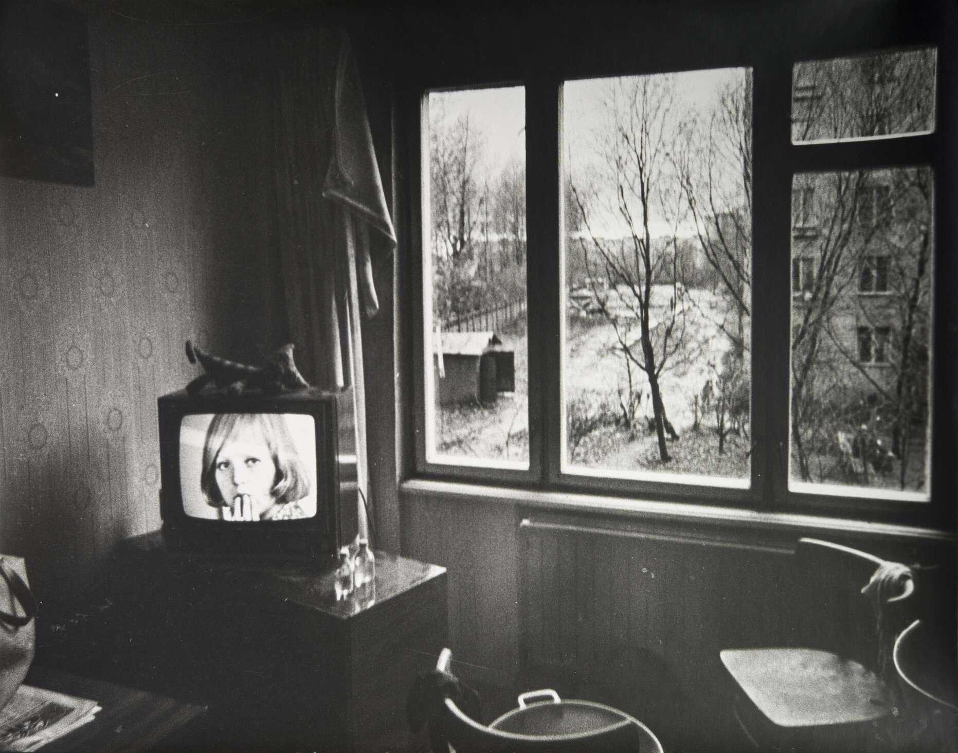 Борис Михалевкин.    Два окна в мир   1970‑е