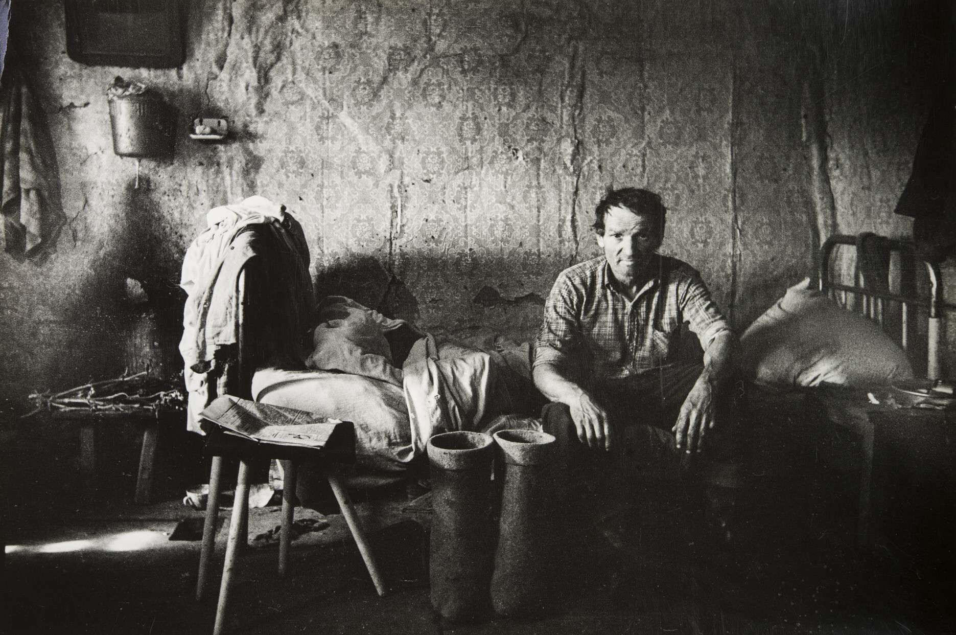 Борис Михалевкин.    Дома   1970‑е