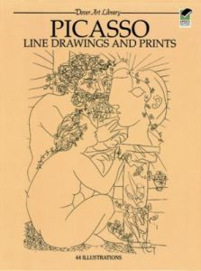 Picasso-Line-Drawings-and-Prints-9780486241968