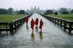 McCurry S. Sanctuary. The Temples of Angkor
