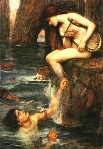 Waterhouse, Siren.jpg