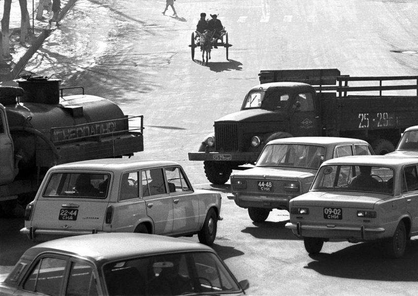 1.Леонид Злачевский 1975 Перекрёсток в Самарканде