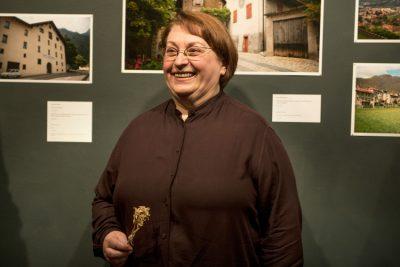 Фотограф и журналист Ольга Рачковская