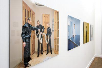 Саша Руденски — «Мишура и голубое»