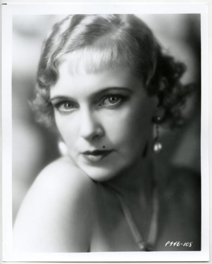 Hollywood 029 Olga Baclanova 1928