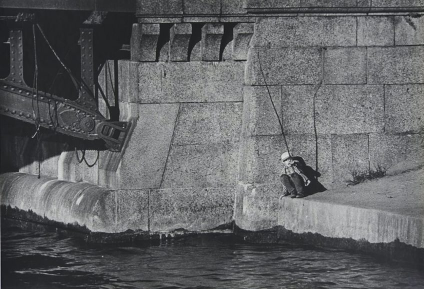Борис Конов. Рыбачок. 1970-90