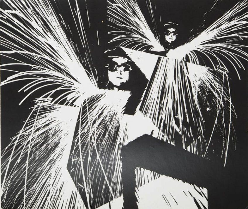 Валерий Дегтярёв. Из серии «Док». 1985