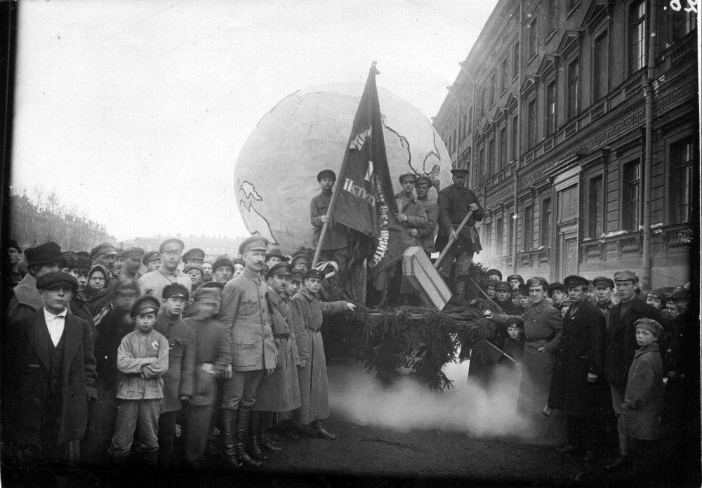 7 - Булла - 1 мая в Петрограде